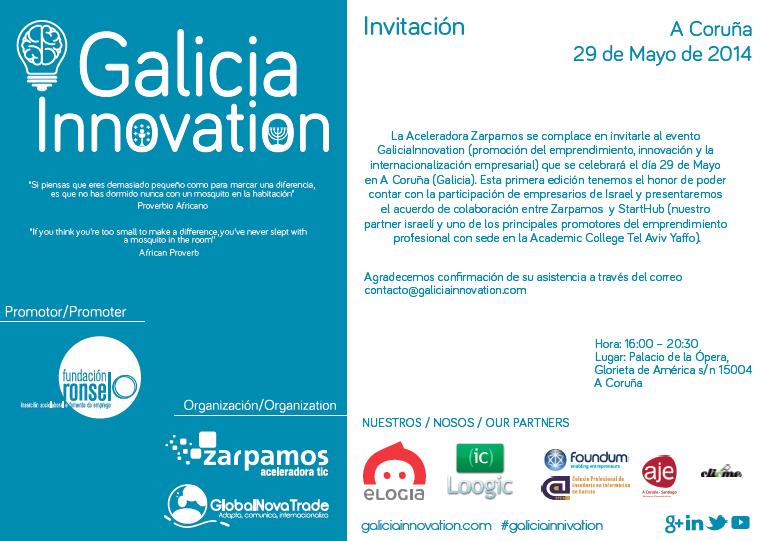 Galicia Innovation Zarpamos