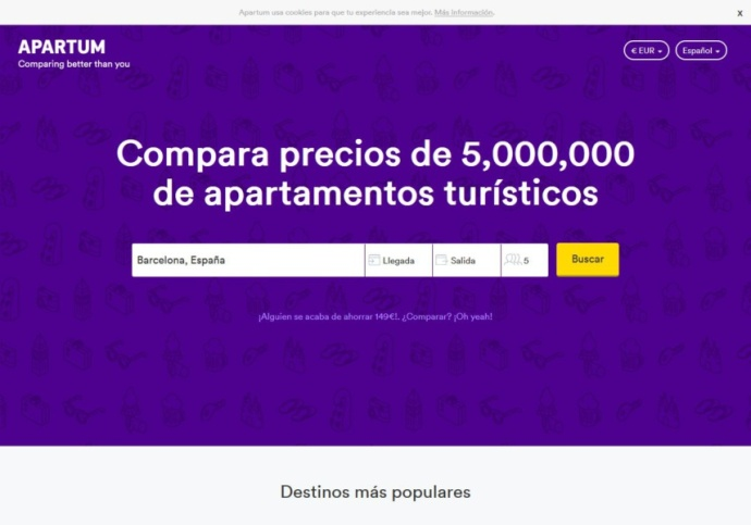 alquiler de apartamentos low cost