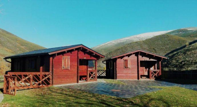 bungalows valle de fornela
